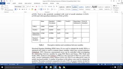 Provide quantitative data analysis and interpretation