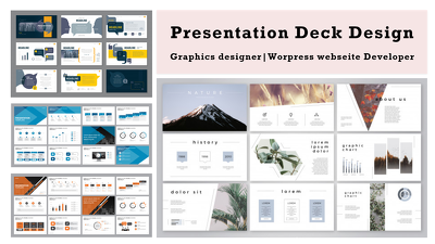 Make Professional and modern Powerpoint Presentation