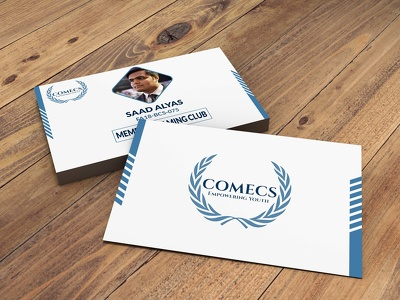 Design your business card in very short time