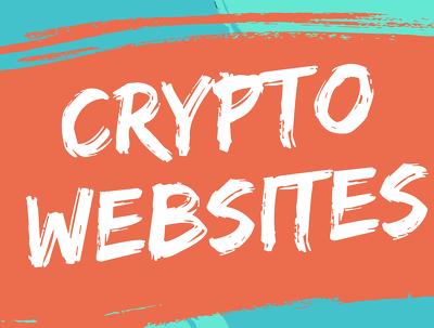 Publish Crypto Articles on 5 Crypto/ Blockchain Websites