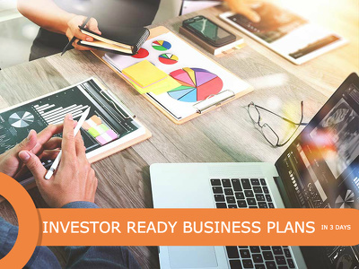 FULL, Investor Ready Business Plan + Pitch