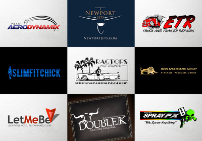 design an Exceptional Logo with 3 Concepts + Free Favicon