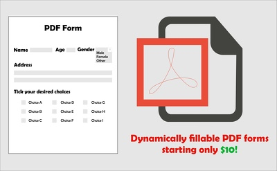 Create a fillable form in Adobe Acrobat DC