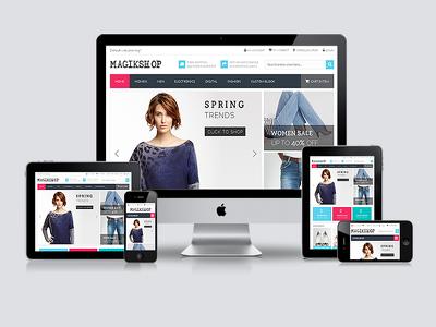 Develop 7 Pages WordPress website