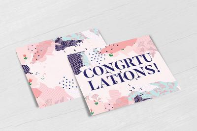 Design a greeting card