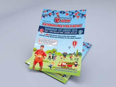 Double-sided flyer (A4/A5/A6/DL)