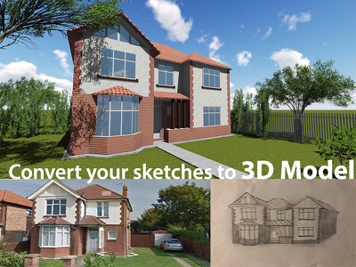 Revit your 2d drawing