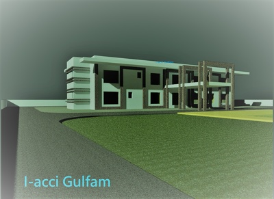plan 2D layouts and Modle CAD 3D of a House