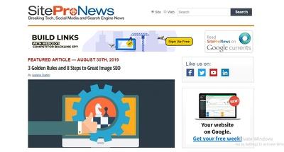 Write and Publish A Guest Post on Sitepronews.com DA 55