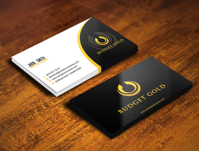 Business Card Design With in 24 Hours