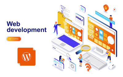 Develop WordPress Premium Template