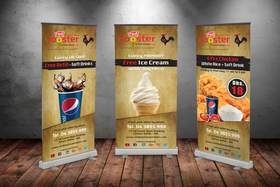 Design your Roller Banner Today