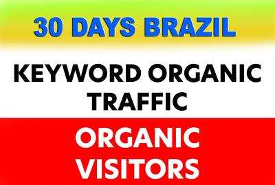 ORGANIC KEYWORD TARGETED 3 MIN VISIT TIME FOR 3O D AYS
