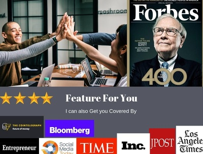 Do Feature on Forbes for Blockchain/Crypto Companies