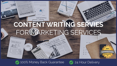 Content Writing for Marketing Services