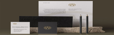 Design complete stationery letterhead,envelop,business card