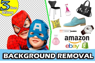 Quickly Remove Background Of 30 Images Or Photos