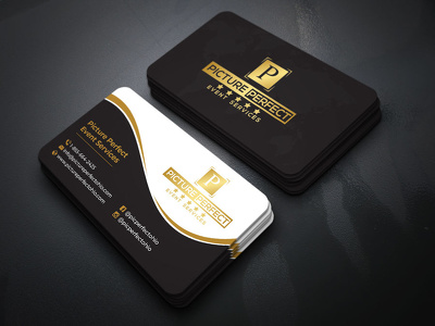 Design Business Card Design Print Ready (source file free)