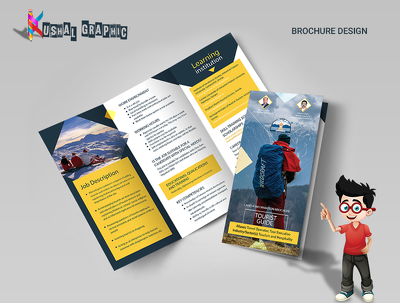 I will design a creative flyer, brochure poster, in 24 hours