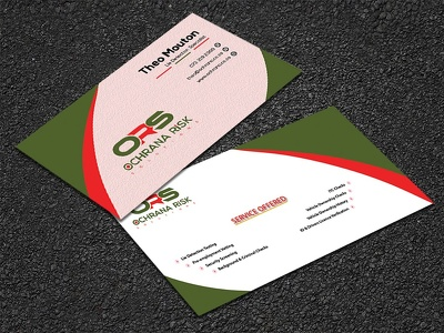 Design your business card for