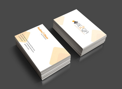 Design an Eye-catching & Corporate Business Card