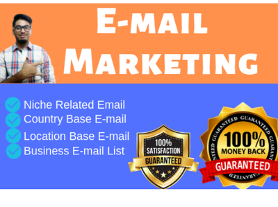 Find Niche Related E-mail for your business
