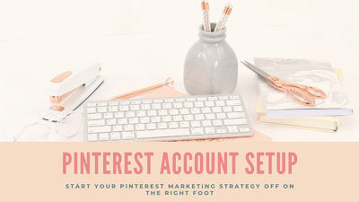 Set up your Pinterest business account