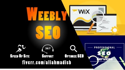 Do SEO For Wix, Weebly and Wordpress with Complete Optimization