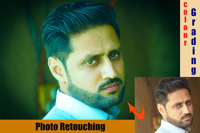 Do Any type Of Photo Editing with in 24 Hours