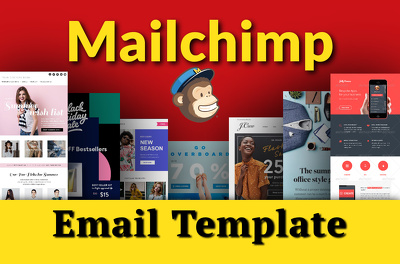 Create responsive Mailchimp email template