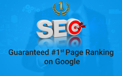 Guaranteed #1st Page Ranking on Google