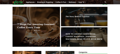 Write a Dofollow Guest Post on a Coffee Blog 2giaynu.com