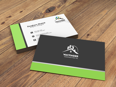 Design professional and creative business cards