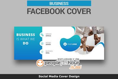Cover design any social media like fb, twitter, linkedin etc
