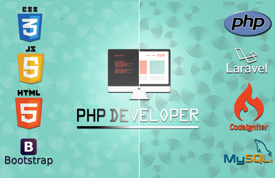 Develop / fix on PHP, Laravel, Codeigniter