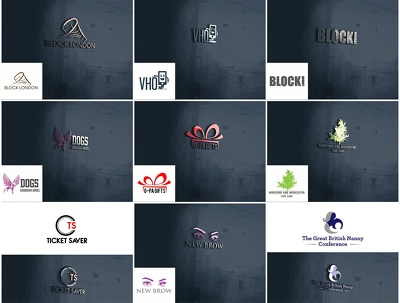 Do a Professional  logo with free B.card+ unlimited Revisions