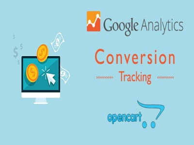 Setup Today Opencart Google Analytics Conversion Tracking