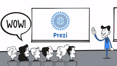 Design A Stunning, Eye catching Prezi Or Powerpoint Presentation
