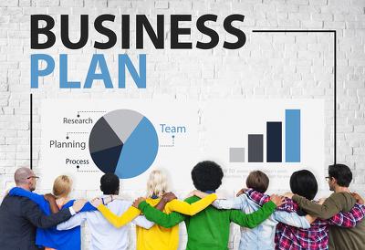 FULL Business Plan, 3 Yr Finance Statements, & Marketing Plan