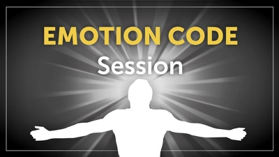 Offer 20 minutes of Emotion Code to release trapped emotions