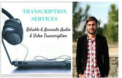 Do 15 minutes  audio/video English Transcription.