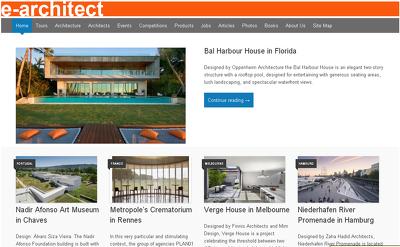 Publish a High quality Guest Post on e-architect.co.uk (DA-67)
