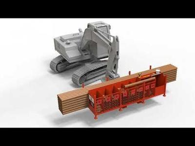 Create 15 sec technical 3D animation