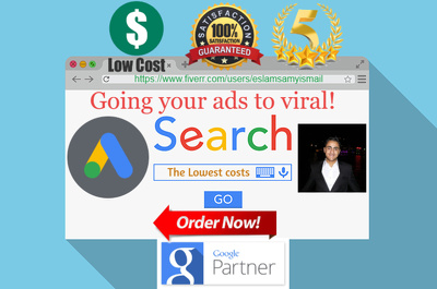 Lead your google search ads into viral with the lowest cost