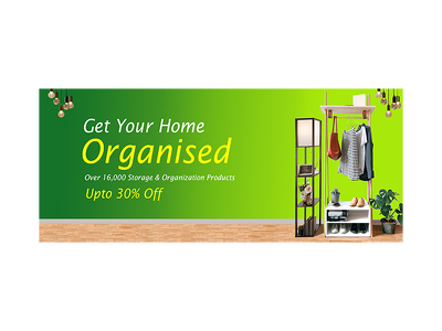 Design product banner