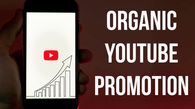 Will Do Organic Youtube Video Promotion to a audience of 5000