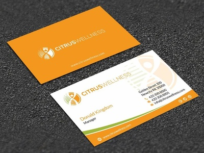 Professional Business Card Design + High Quality Design