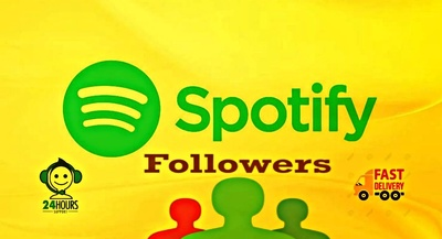 The Best Provider Of Genuine Quality 1000 Spotify Followers