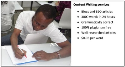 Write your blog or SEO article ( up to 1000 words) in 24 hours