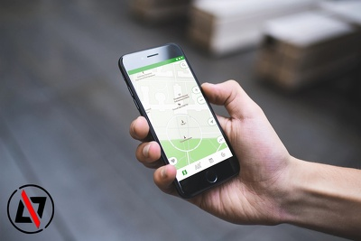 Develop a unique application that combines user-friendly design